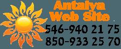 Antalya Website Tasarım